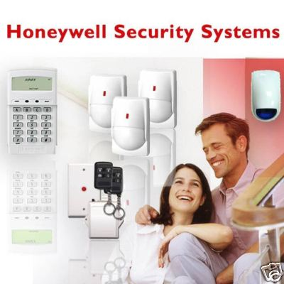 HONEYWELL  SECURITY SYSTEMS INSTALLED
